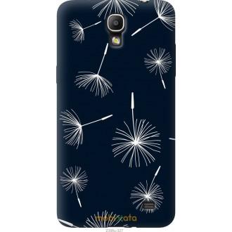 Чехол на Samsung Galaxy Mega 2 Duos G750 одуванчики