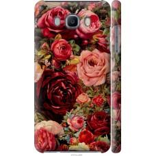 Чехол на Samsung Galaxy J7 (2016) J710F Прекрасные розы