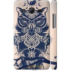 Чехол на Samsung Galaxy Core 2 G355 Сова Гера