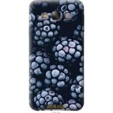 Чехол на Samsung Galaxy E7 E700H Морозная ежевика