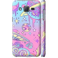 Чехол на Samsung Galaxy J2 J200H 'Розовый космос