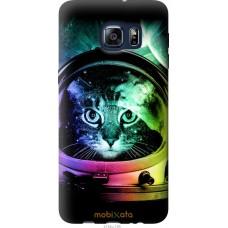 Чехол на Samsung Galaxy S6 Edge Plus G928 Кот космонавт