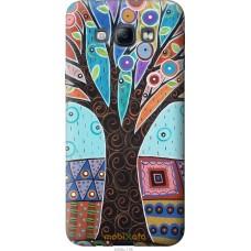 Чехол на Samsung Galaxy A8 A8000 Арт-дерево