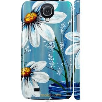 Чехол на Samsung Galaxy S4 i9500 Красивые арт-ромашки
