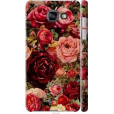 Чехол на Samsung Galaxy A7 (2016) A710F Прекрасные розы