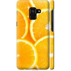 Чехол на Samsung Galaxy A8 2018 A530F Апельсинки