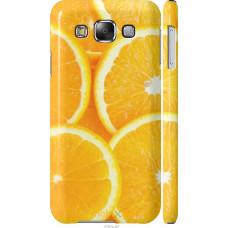Чехол на Samsung Galaxy E5 E500H Апельсинки