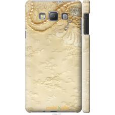 Чехол на Samsung Galaxy A7 A700H 'Мягкий орнамент