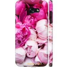 Чехол на Samsung Galaxy A5 (2017) Розовые цветы