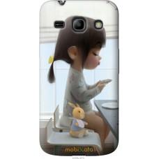 Чехол на Samsung Galaxy Star Advance G350E Милая девочка с з