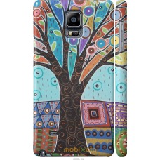 Чехол на Samsung Galaxy Note 4 N910H Арт-дерево