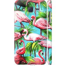 Чехол на Samsung Galaxy J5 (2015) J500H Tropical background