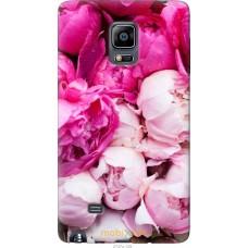 Чехол на Samsung Note Edge SM-N915 Розовые цветы