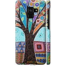 Чехол на Samsung Galaxy A8 2018 A530F Арт-дерево
