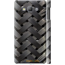 Чехол на Samsung Galaxy A7 A700H Металлические фоны