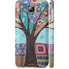 Чехол на Samsung Galaxy E5 E500H Арт-дерево