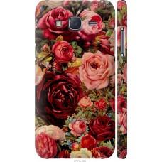 Чехол на Samsung Galaxy J5 (2015) J500H Прекрасные розы