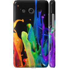 Чехол на Samsung Galaxy Core 2 G355 брызги краски