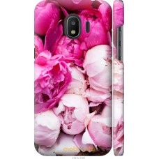 Чехол на Samsung Galaxy J2 2018 Розовые цветы