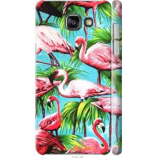 Чехол на Samsung Galaxy A5 (2016) A510F Tropical background