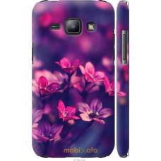 Чехол на Samsung Galaxy J1 J100H Весенние цветочки