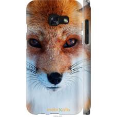 Чехол на Samsung Galaxy A3 (2017) Рыжая лисица
