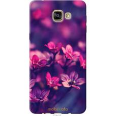 Чехол на Samsung Galaxy A9 Pro Весенние цветочки