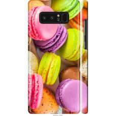 Чехол на Samsung Galaxy Note 8 Вкусные макаруны