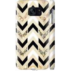 Чехол на Samsung Galaxy S7 G930F Шеврон 10