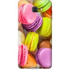 Чехол на Samsung Galaxy C9 Pro Вкусные макаруны