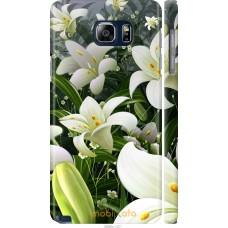 Чехол на Samsung Galaxy Note 5 N920C Лилии белые
