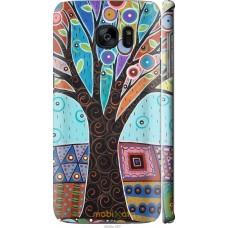 Чехол на Samsung Galaxy S7 Edge G935F Арт-дерево