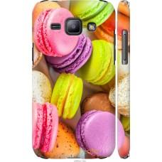 Чехол на Samsung Galaxy J1 J100H Вкусные макаруны