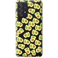 Чехол на Samsung Galaxy A52 Весёлые авокадо