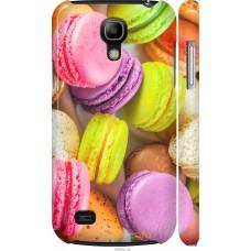 Чехол на Samsung Galaxy S4 mini Вкусные макаруны