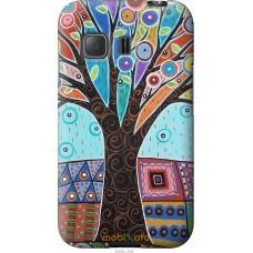 Чехол на Samsung Galaxy Young 2 G130h Арт-дерево