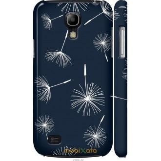 Чехол на Samsung Galaxy S4 mini Duos GT i9192 одуванчики