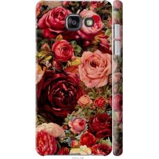 Чехол на Samsung Galaxy A5 (2016) A510F Прекрасные розы