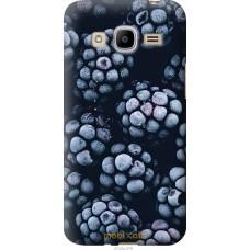 Чехол на Samsung Galaxy J2 (2016) J210 Морозная ежевика