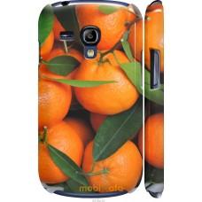 Чехол на Samsung Galaxy S3 mini Мандарины