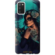 Чехол на Samsung Galaxy A02s A025F Fantasy girl