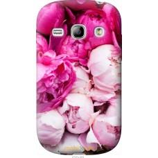 Чехол на Samsung Galaxy Fame S6810 Розовые цветы