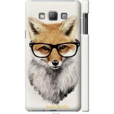 Чехол на Samsung Galaxy A7 A700H 'Ученый лис