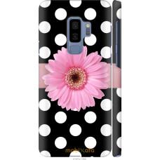 Чехол на Samsung Galaxy S9 Plus Цветочек горошек v2