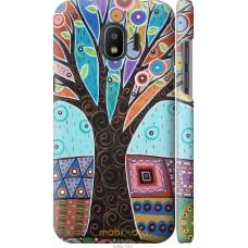 Чехол на Samsung Galaxy J2 2018 Арт-дерево