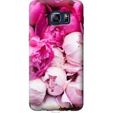 Чехол на Samsung Galaxy S6 Edge Plus G928 Розовые цветы
