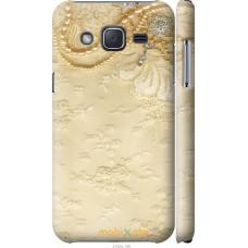 Чехол на Samsung Galaxy J2 J200H 'Мягкий орнамент