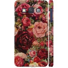 Чехол на Samsung Galaxy A3 A300H Прекрасные розы