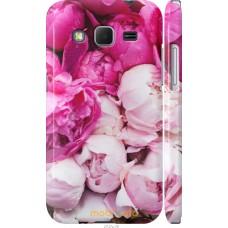 Чехол на Samsung Galaxy Core Prime VE G361H Розовые цветы