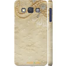Чехол на Samsung Galaxy A3 A300H 'Мягкий орнамент